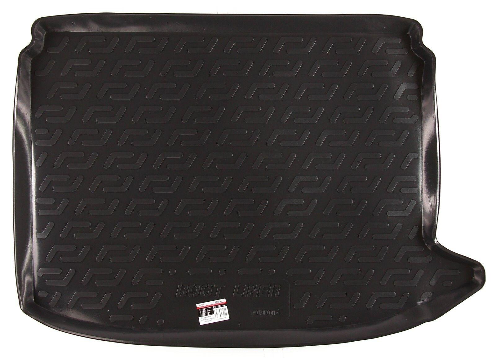 Vana do kufru plastová Peugeot 308 I Hatchback (T7) (07-) SIXTOL