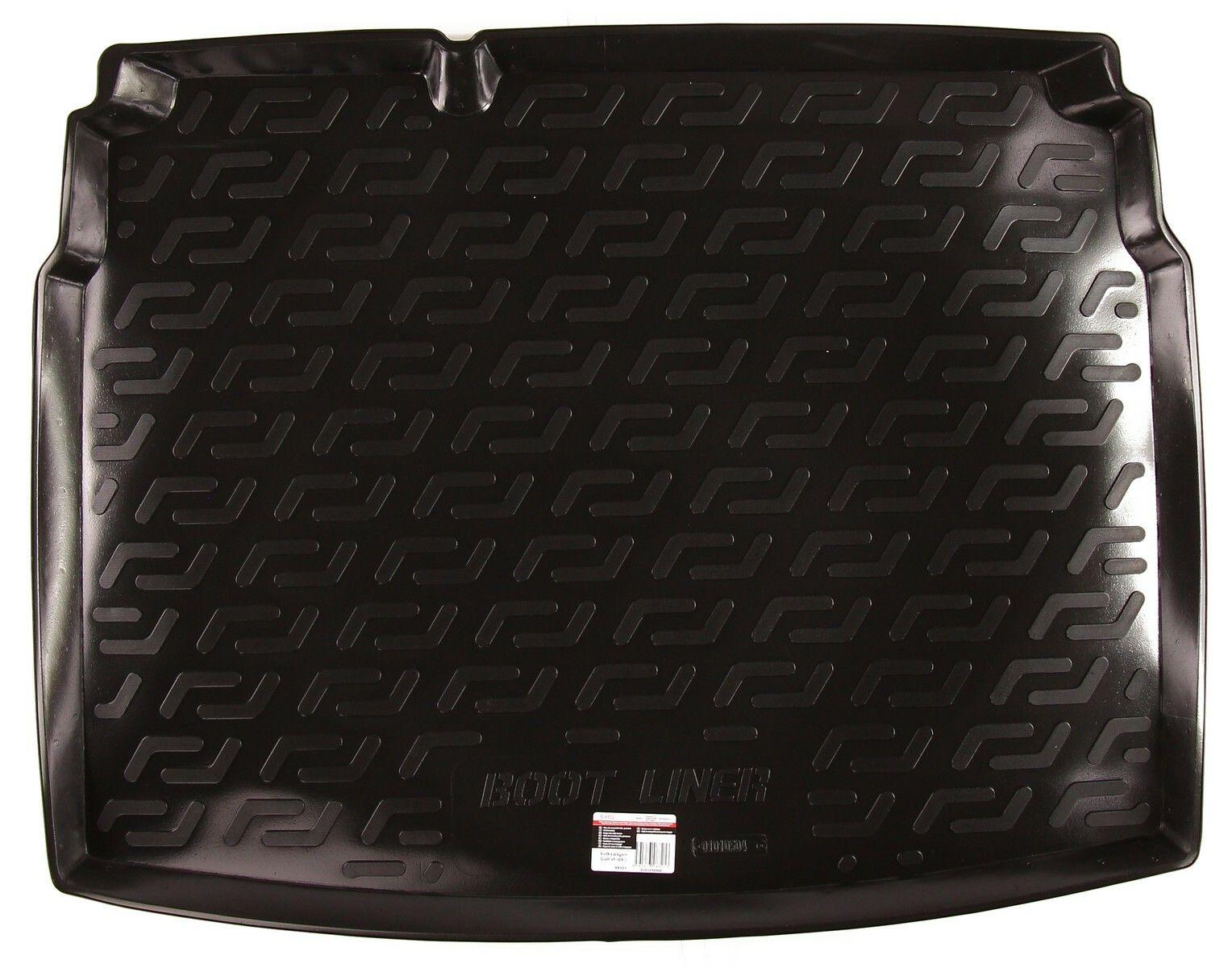 Vana do kufru plastová Volkswagen Golf VI Hatchback (A6 5K) (3/5-dv) (08-13) SIXTOL