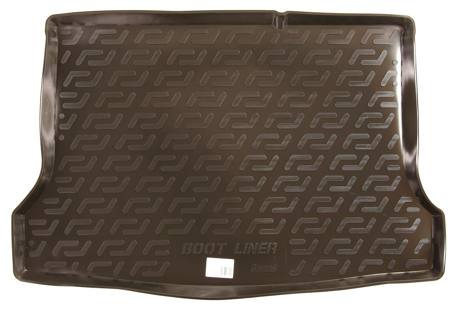 Vana do kufru plastová Nissan Pulsar Hatchback (C13) (15-) SIXTOL