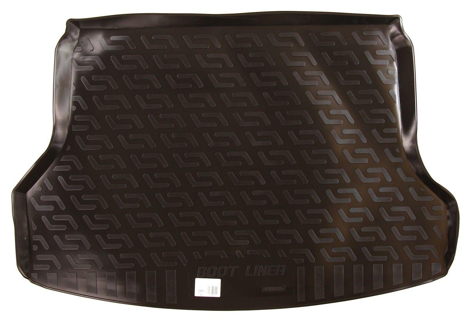 Vana do kufru plastová Nissan X-Trail III (T32) (13-) SIXTOL
