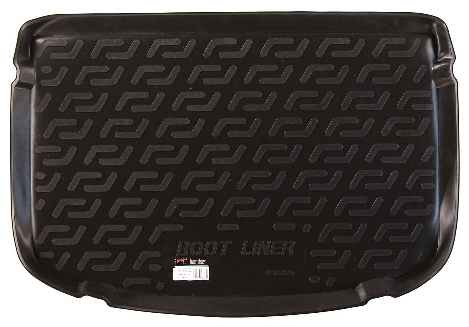 Vana do kufru gumová Audi A1 (8X) (10-) SIXTOL