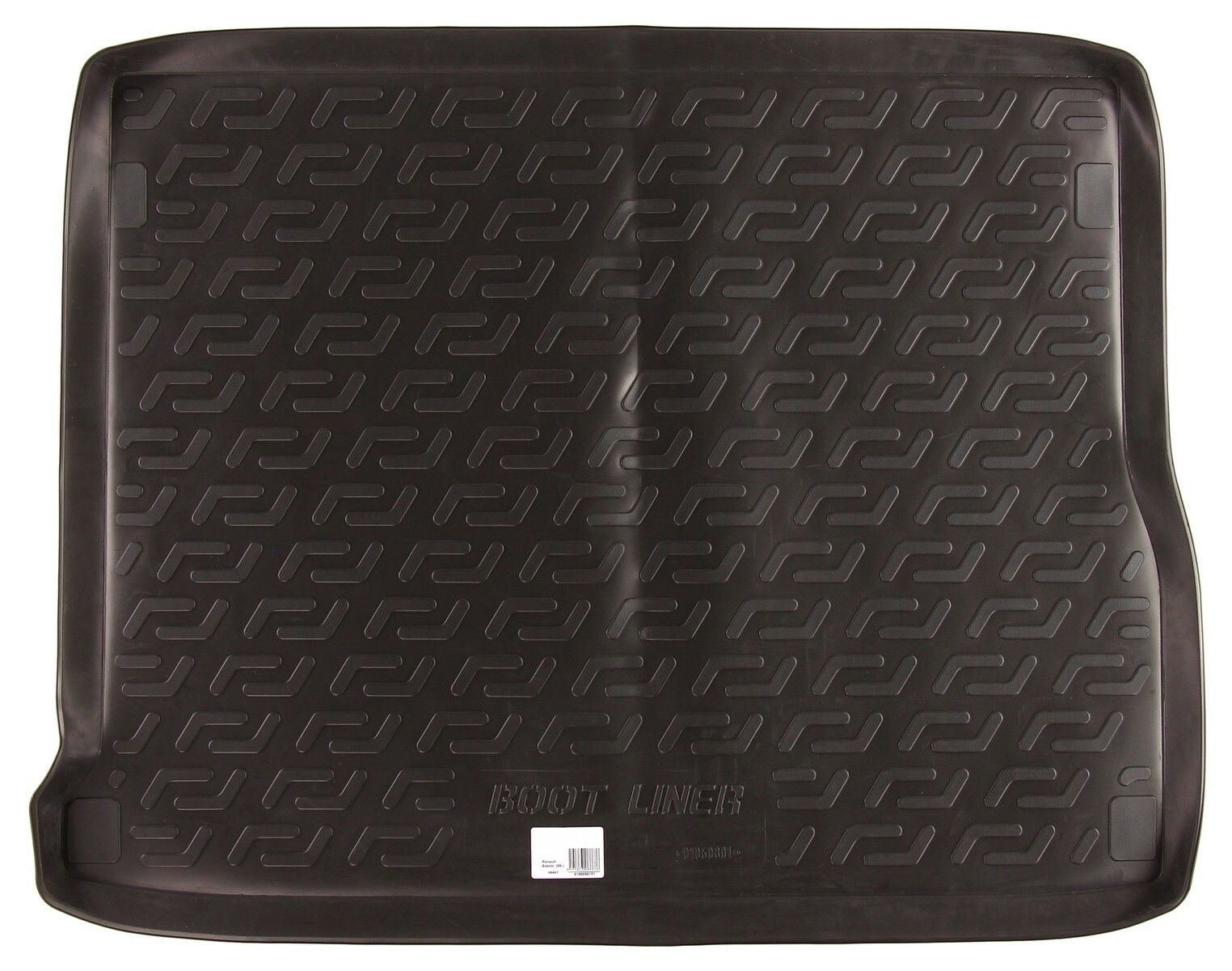 Vana do kufru gumová Renault Scénic III (JZ) (09-) SIXTOL