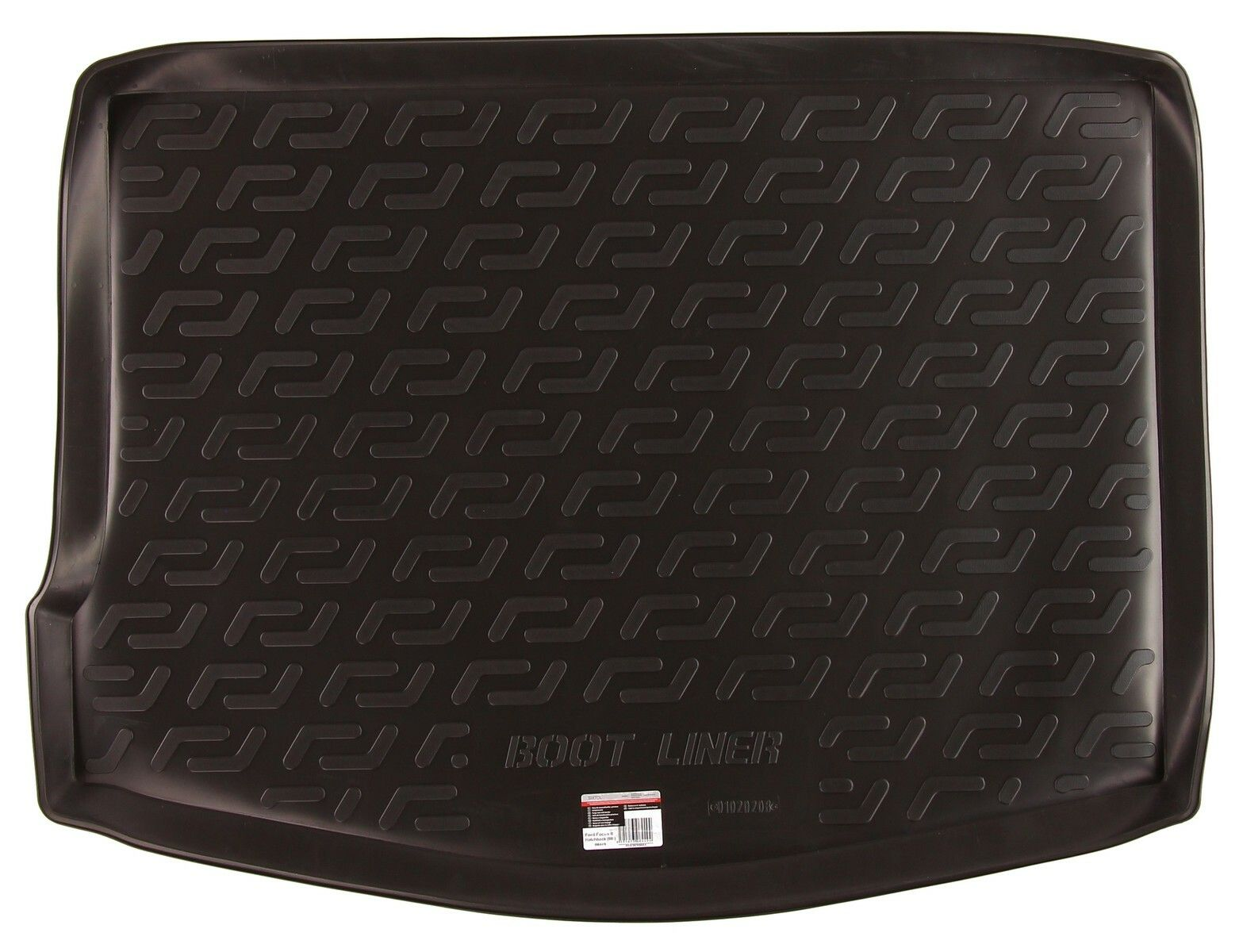 Vana do kufru gumová Ford Focus II Hatchback Facelift (DA3) (08-) SIXTOL