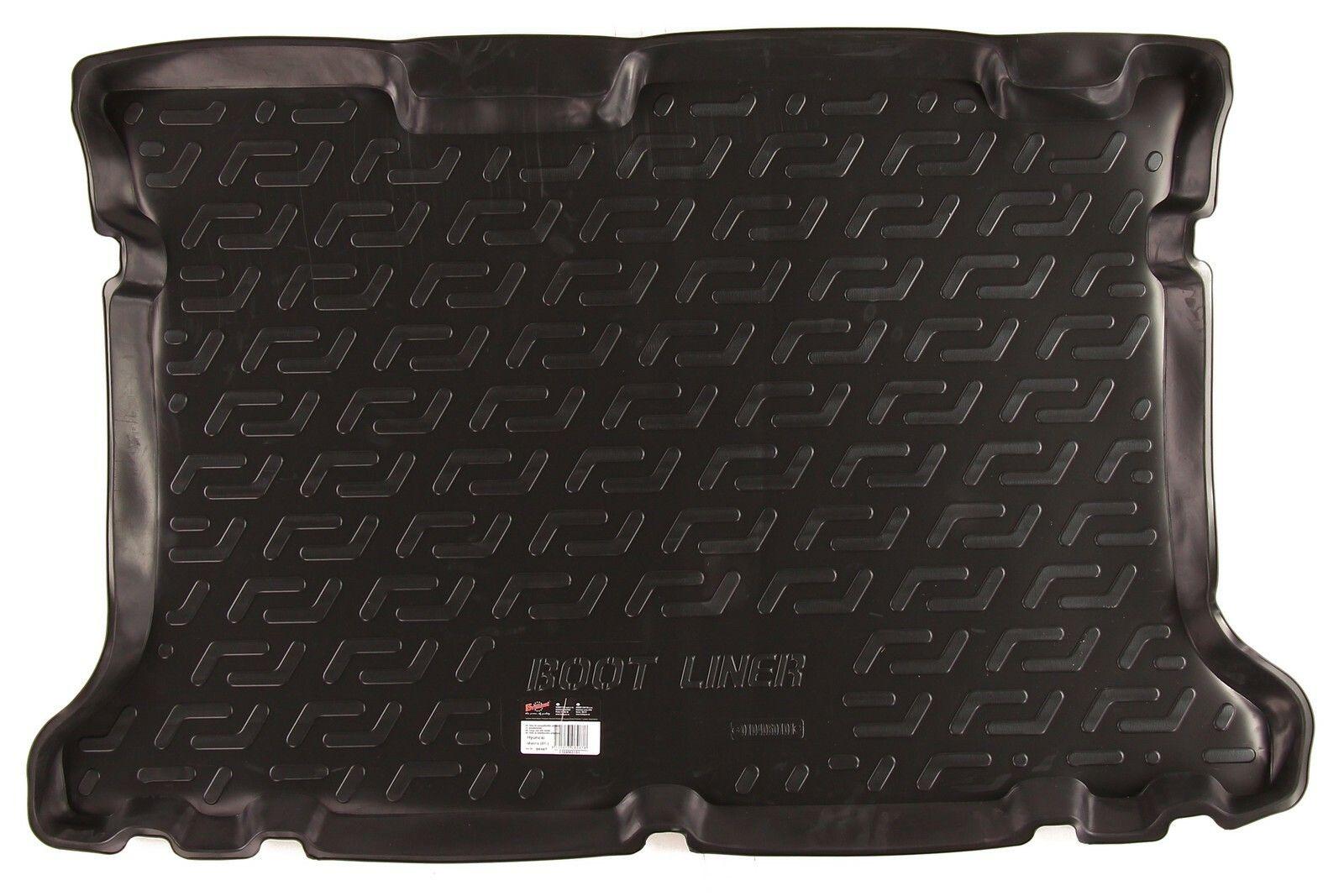 Vana do kufru gumová Hyundai Matrix (FC) (01-10) SIXTOL