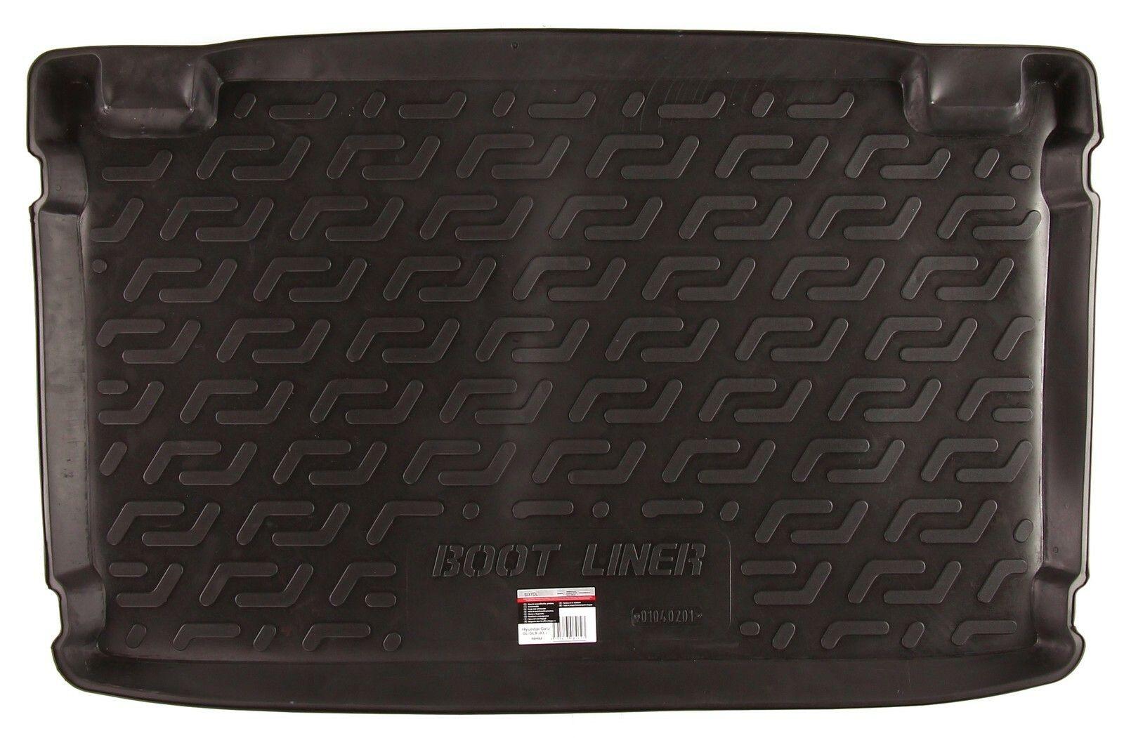Vana do kufru gumová Hyundai Getz GL / GLS (TB) (02-11) SIXTOL