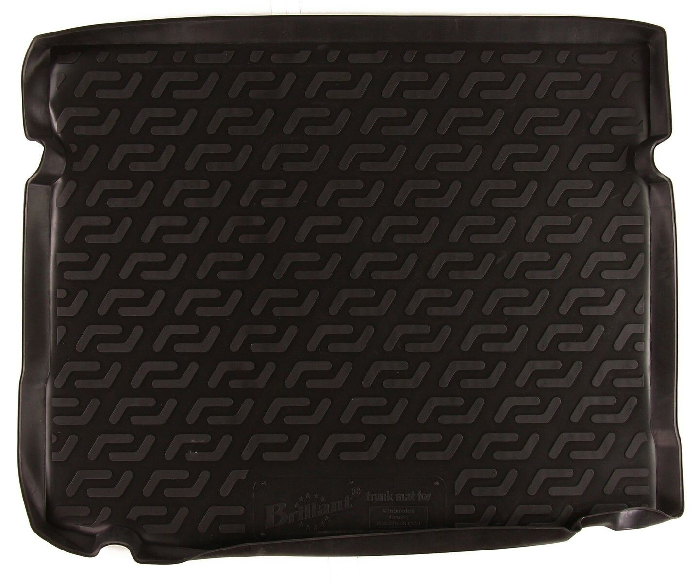 Vana do kufru gumová Chevrolet Cruze I Hatchback Facelift (J300) (13-) SIXTOL