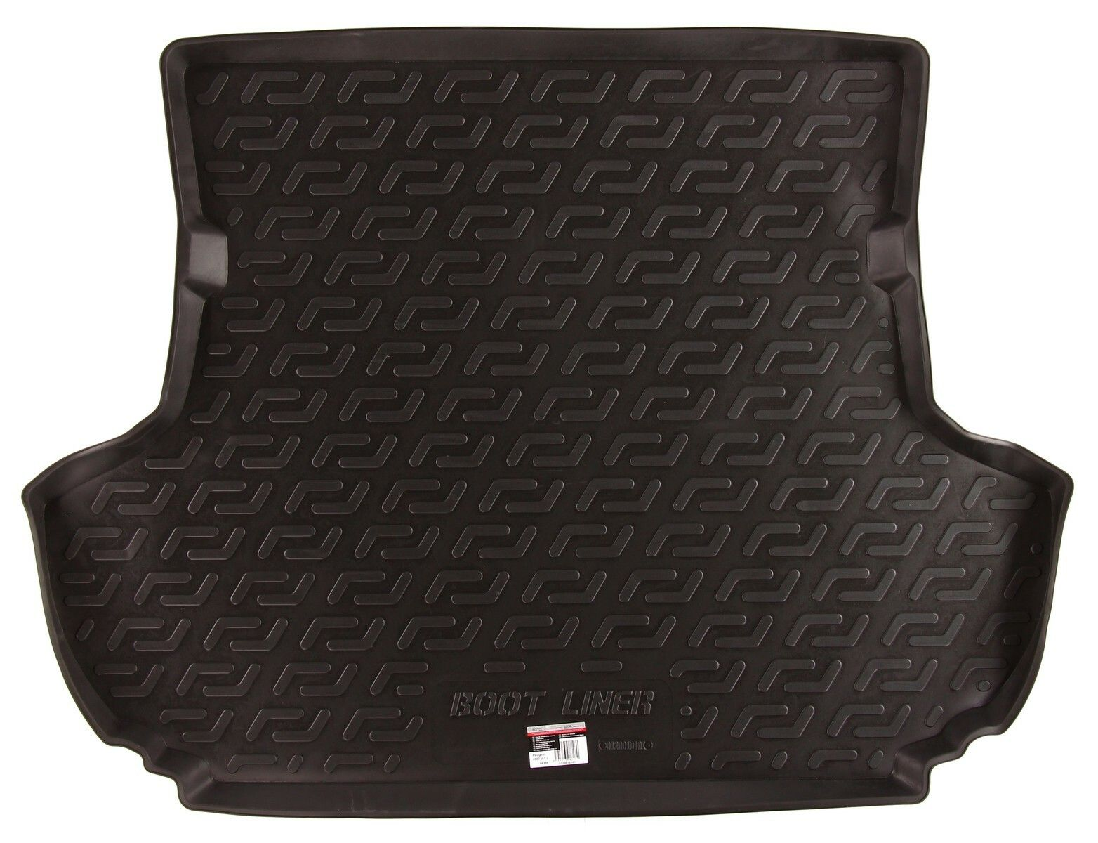 Vana do kufru gumová Peugeot 4007 (5-dv) (07-12) SIXTOL