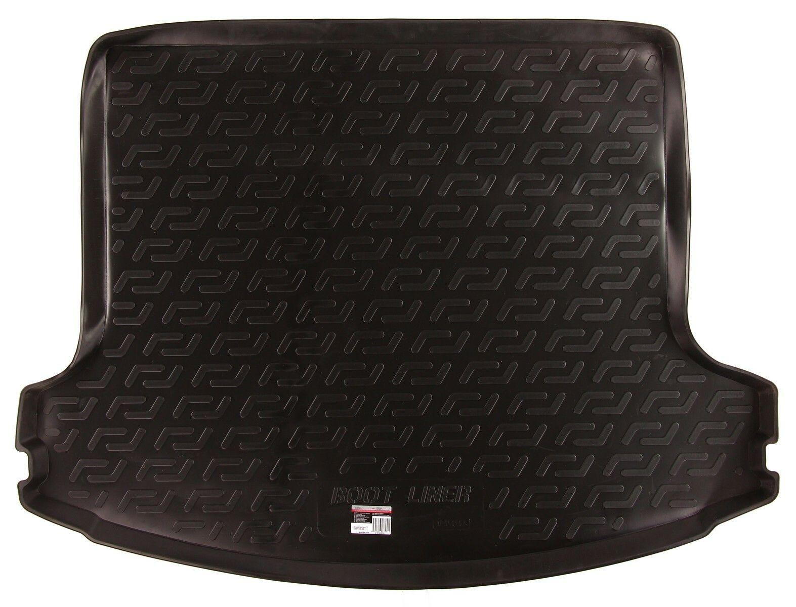 Vana do kufru gumová Nissan Qashqai+2 (J10/JJ10) (08-) SIXTOL