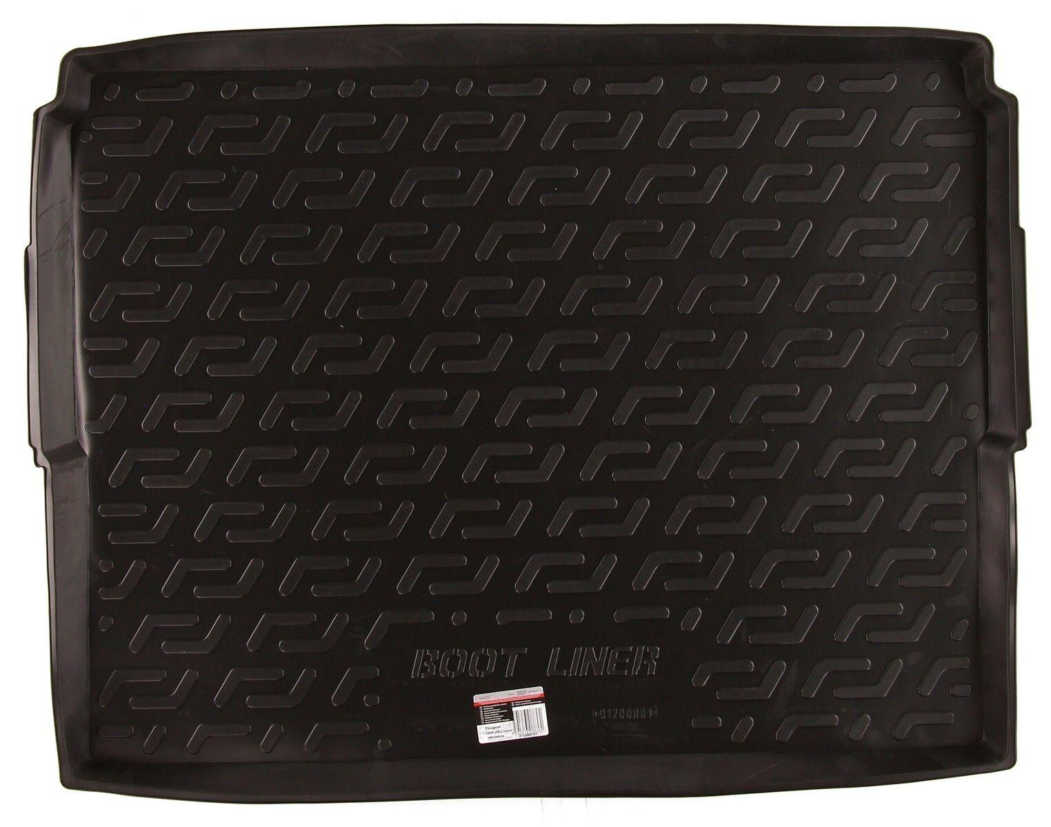 Vana do kufru gumová Peugeot 3008 (spodní patro kufru) (09-)