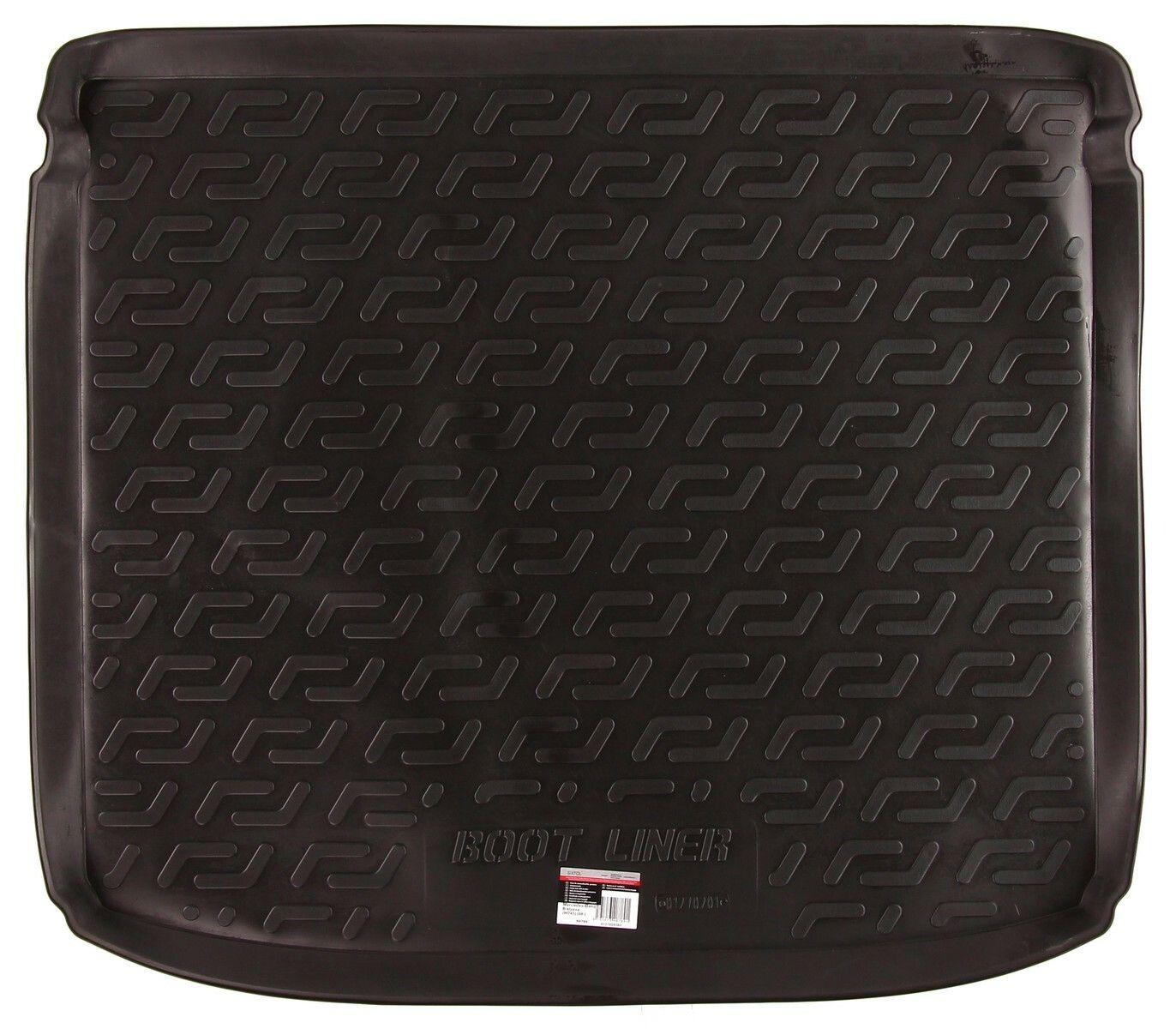 Vana do kufru gumová Mercedes-Benz B-Klasse I Facelift (W245) (5-dv) (08-11) SIXTOL