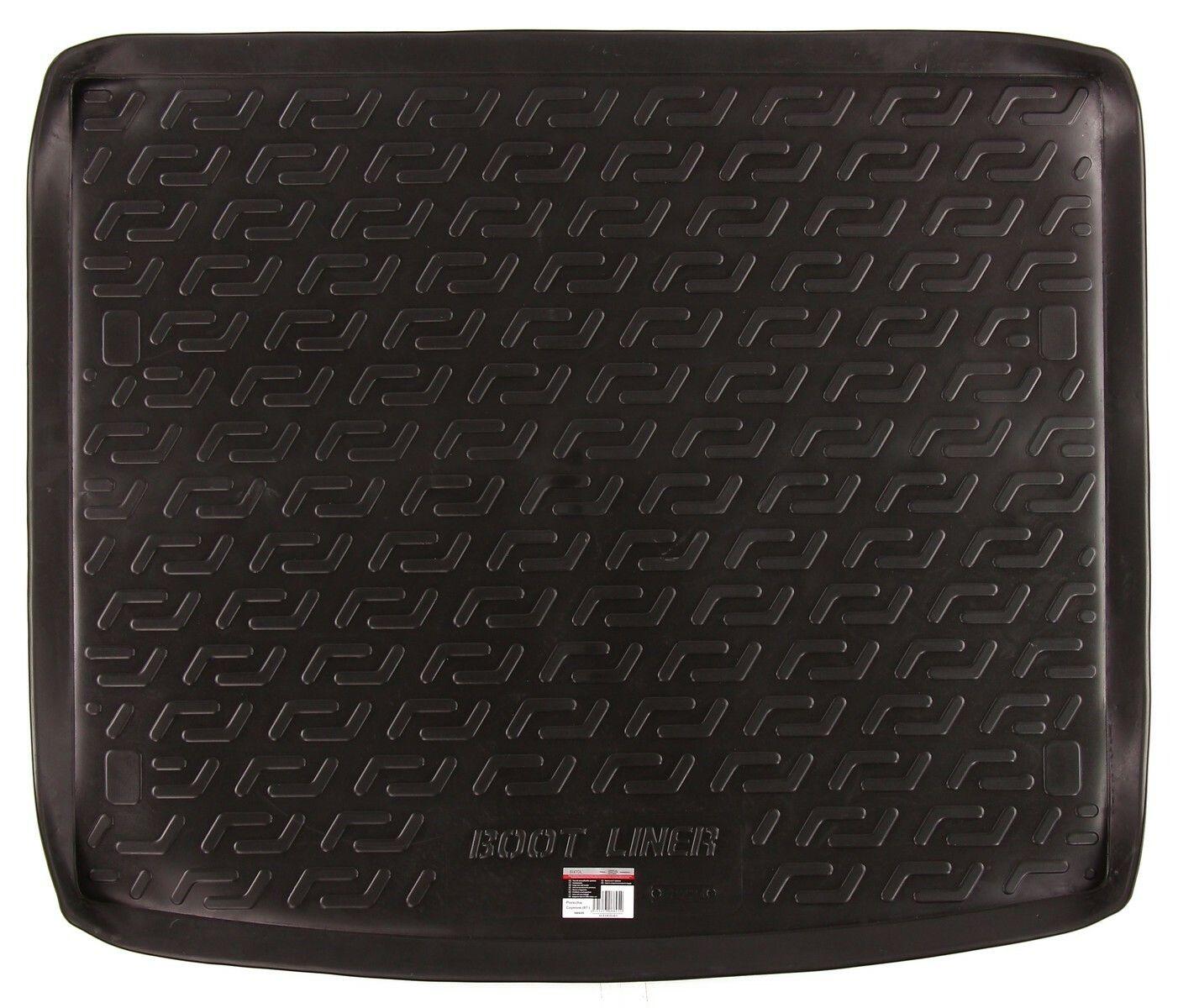Vana do kufru gumová Porsche Cayenne I (9PA) Facelift (07-10) SIXTOL