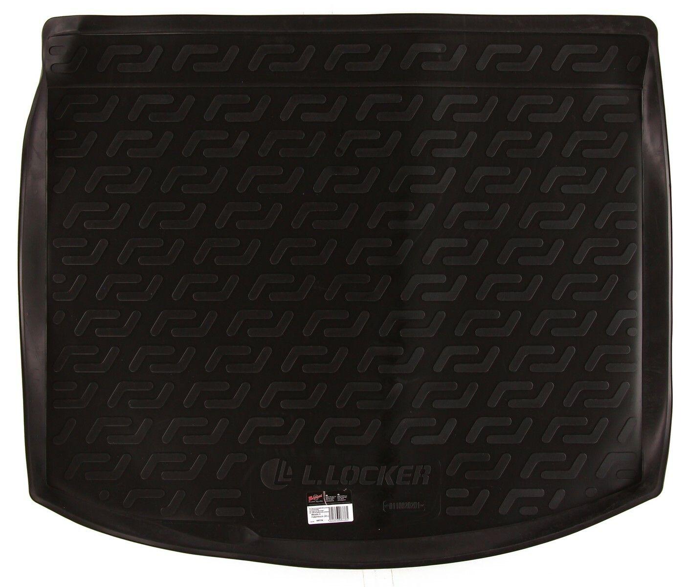 Vana do kufru gumová Mazda 3 I Hatchback (BK) (03-09) SIXTOL