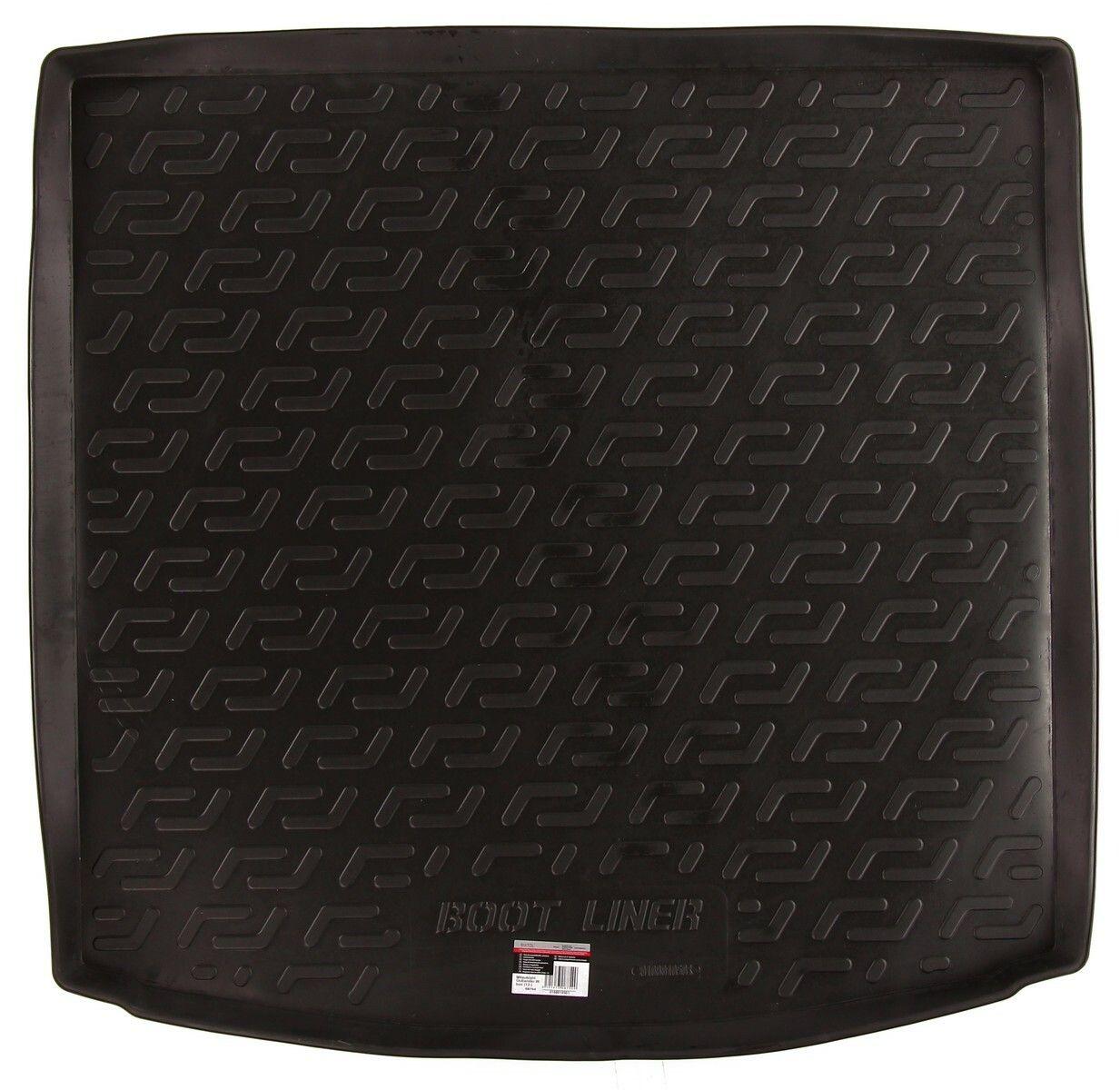 Vana do kufru gumová Mitsubishi Outlander III (GG/GF) (box v kufru) (12-) SIXTOL