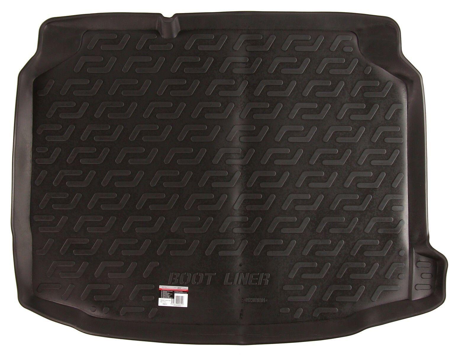 Vana do kufru gumová Seat León III (5F) Hatchback (5-dv) (12-)