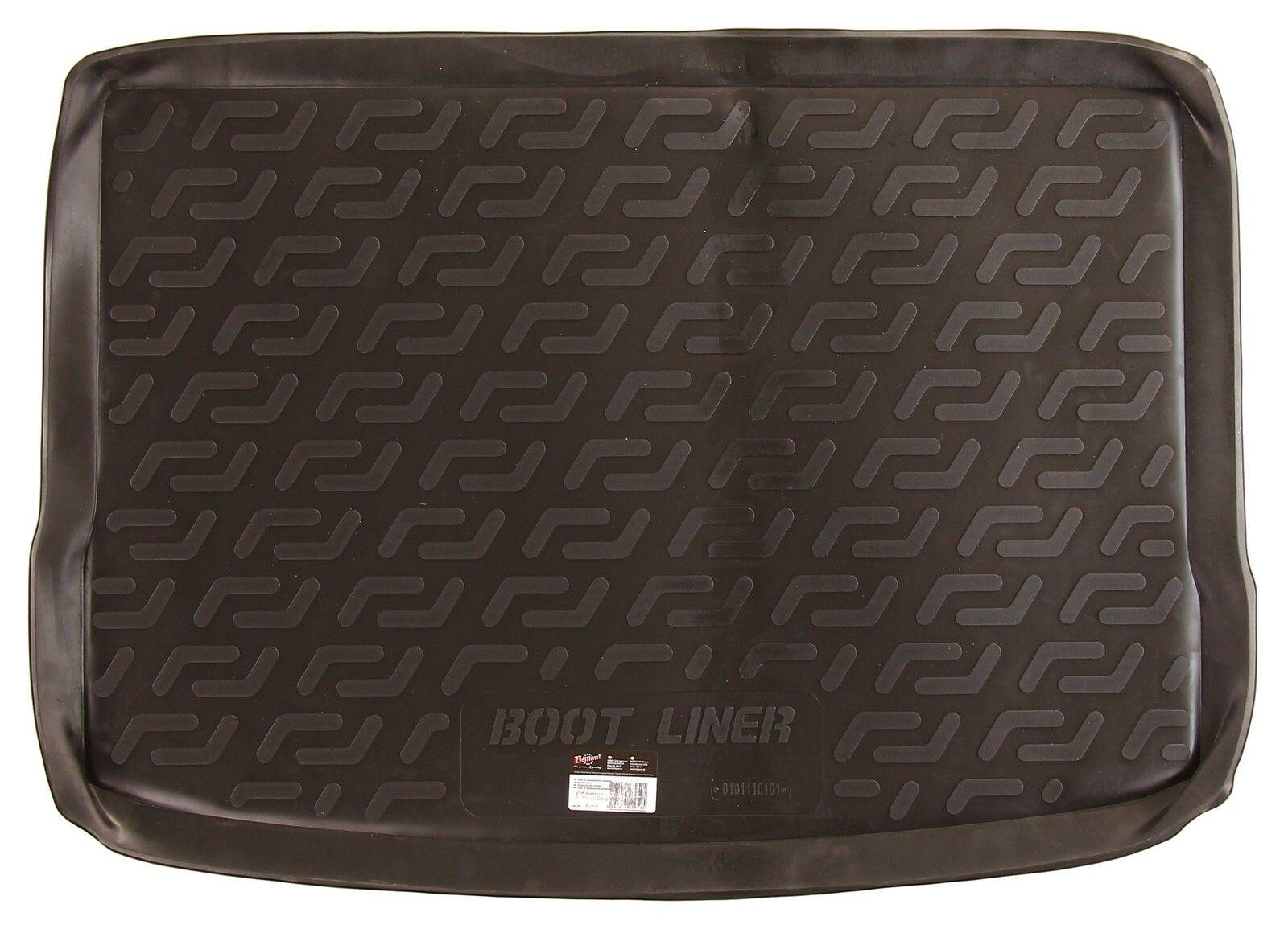 Vana do kufru gumová Volkswagen Scirocco III (1K8) (08-) SIXTOL