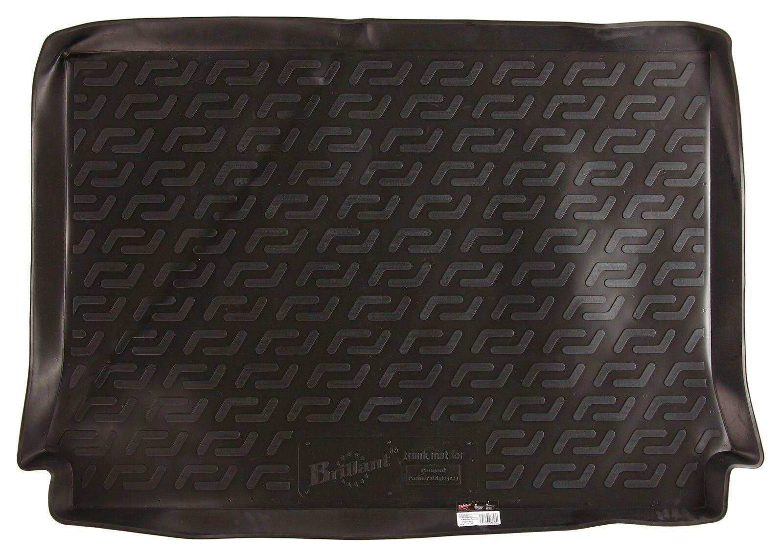 Vana do kufru gumová Peugeot Partner Origin I Facelift (03-09)
