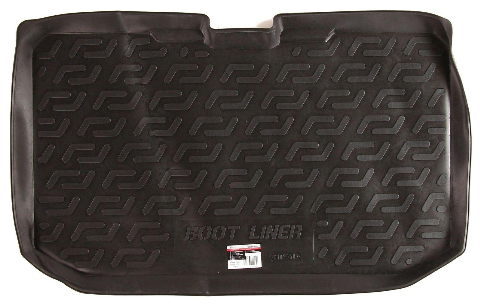 Vana do kufru gumová Nissan Note I (E11) (spodní patro kufru) (05-12) SIXTOL