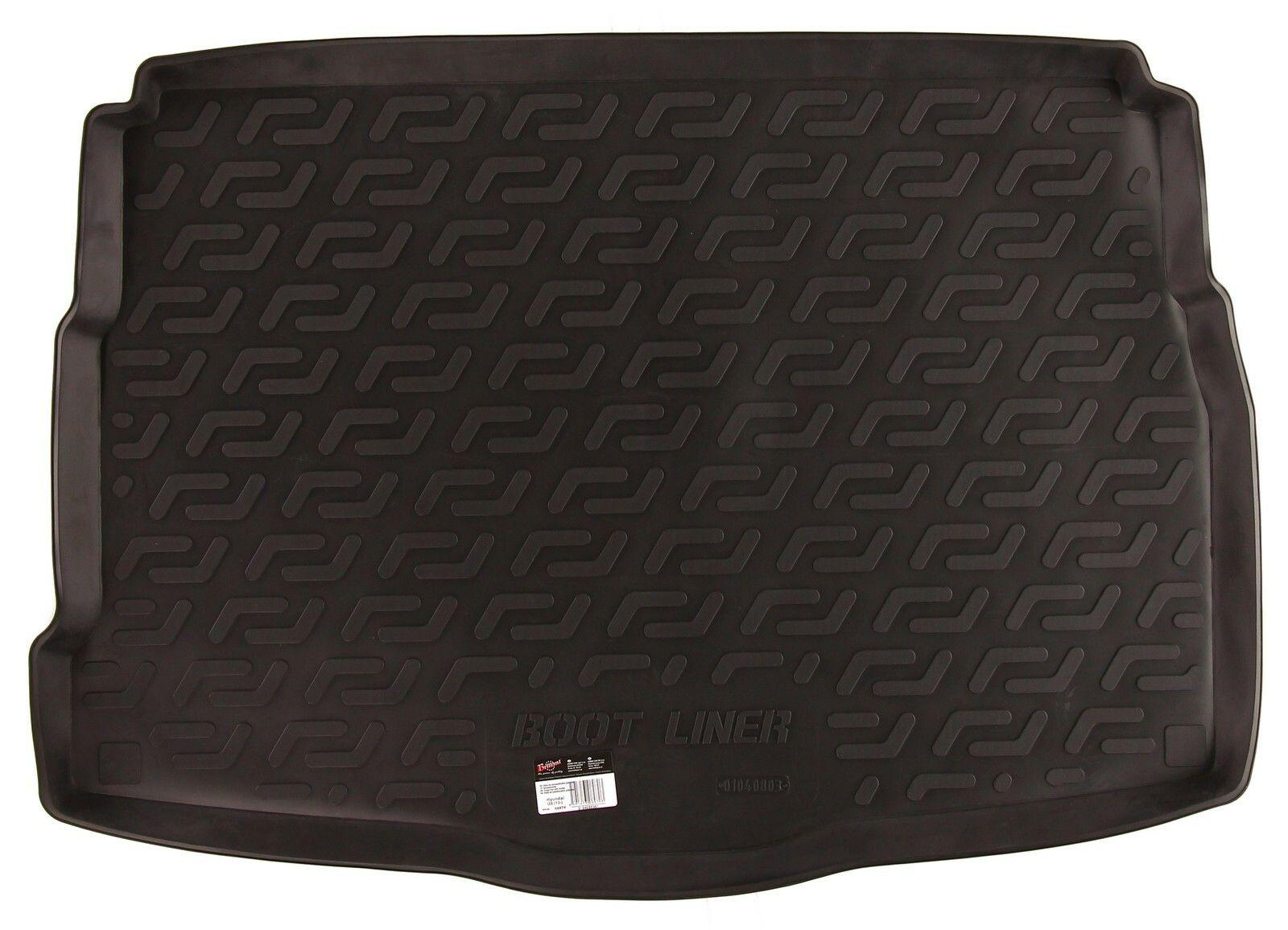 Vana do kufru gumová Hyundai i30 II (GD) (12-) SIXTOL