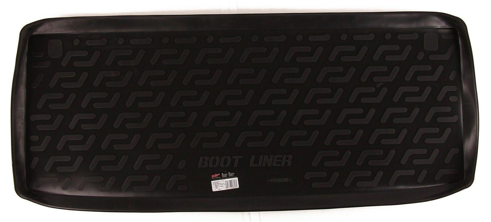 Vana do kufru gumová Nissan Patrol VI (Y62) (7-sedadel) (10-) SIXTOL