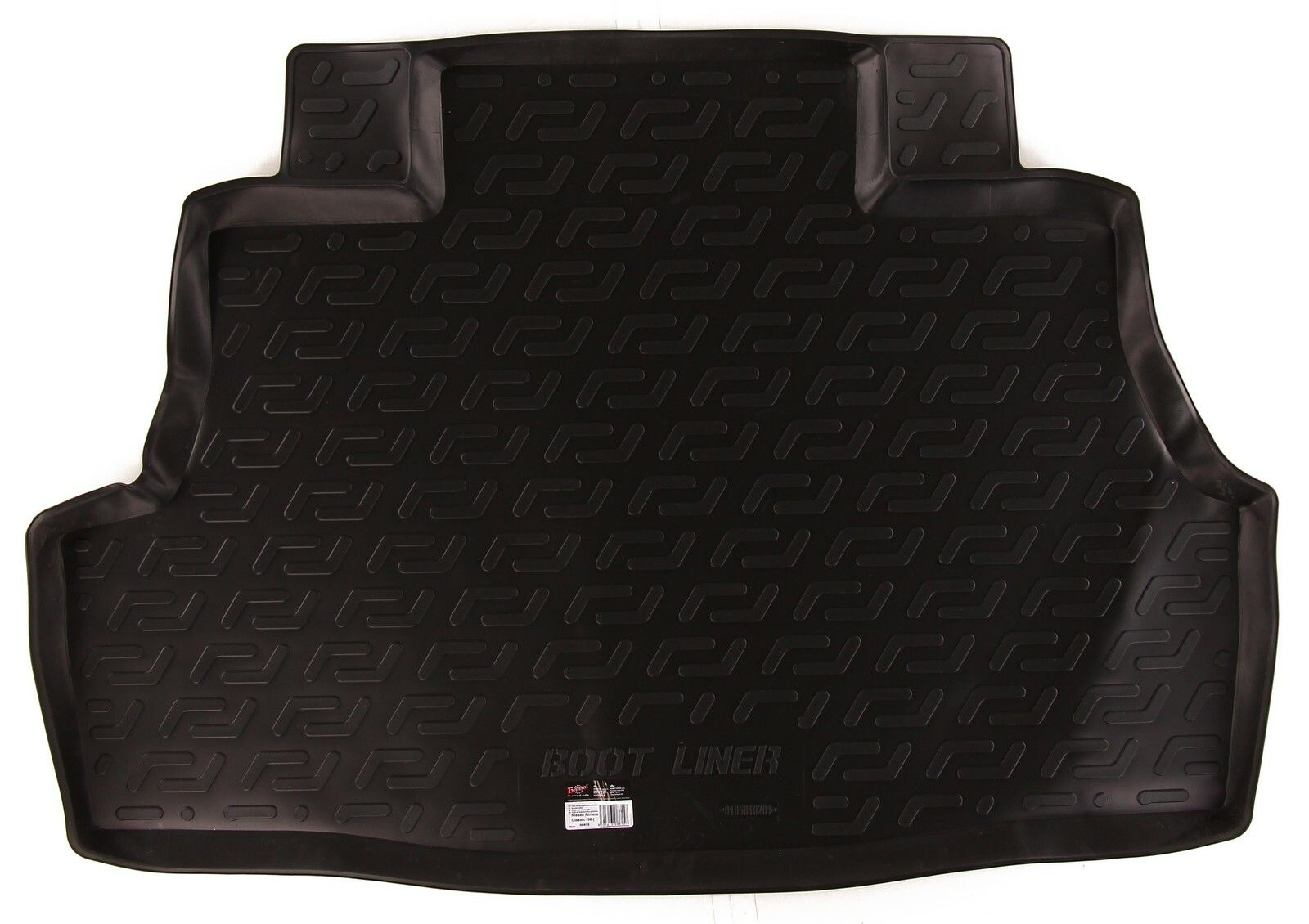 Vana do kufru gumová Nissan Almera II Classic (N16) (06-) SIXTOL
