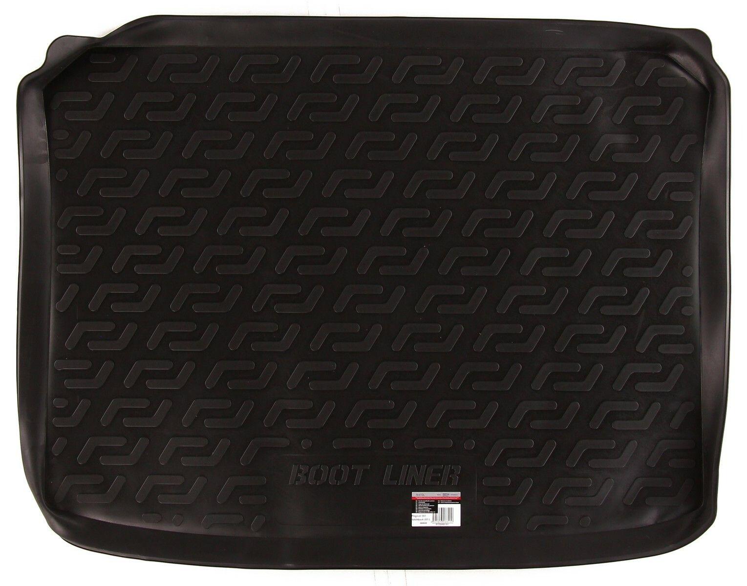 Vana do kufru gumová Peugeot 307 Hatchback (01-) SIXTOL