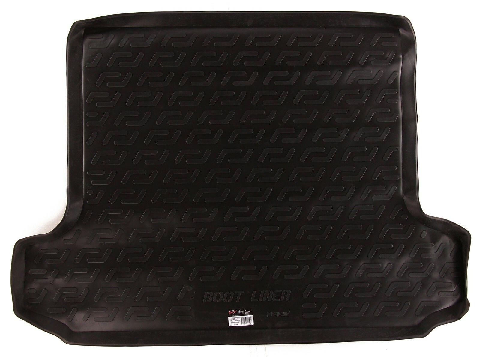 Vana do kufru gumová Dacia / Renault Logan I (prodloužená verze) (04-) SIXTOL