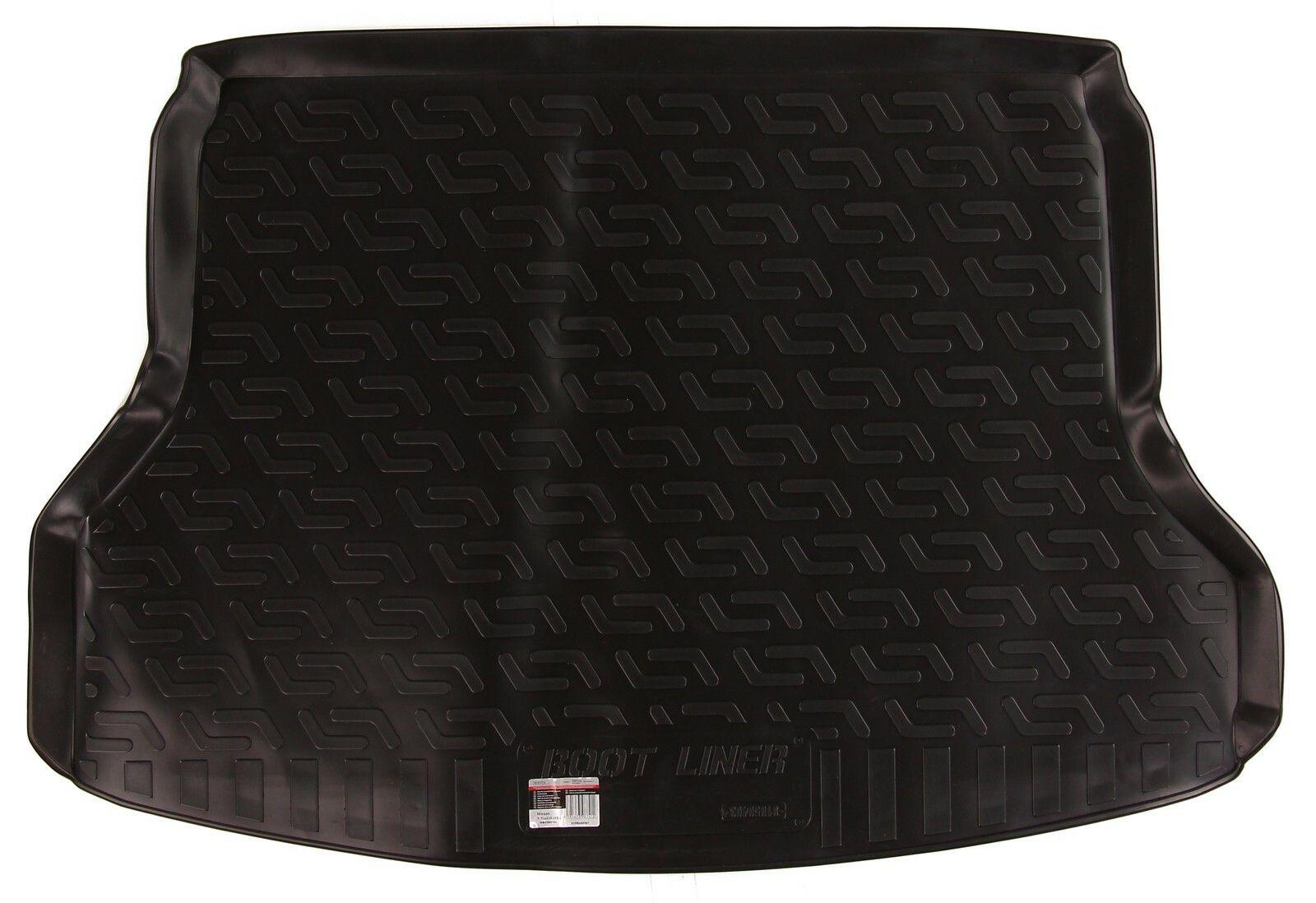 Vana do kufru gumová Nissan Almera (G11) (12-) SIXTOL