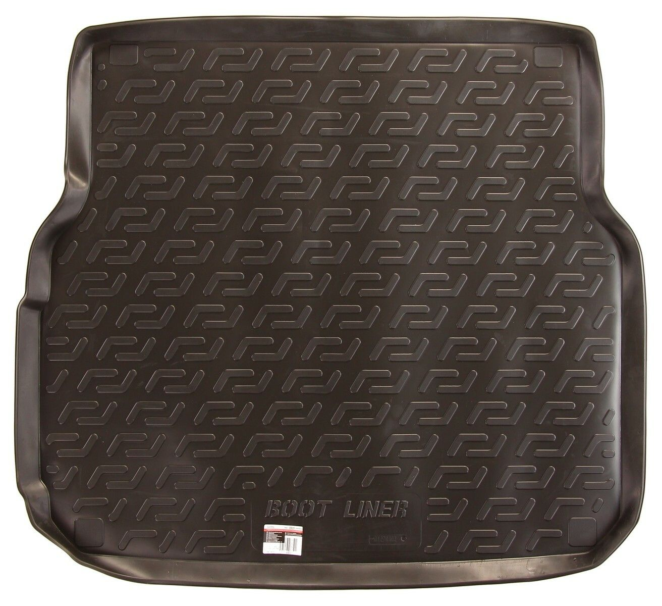 Vana do kufru gumová Mercedes-Benz C-Klasse (S204) T-Modell (07-14) SIXTOL