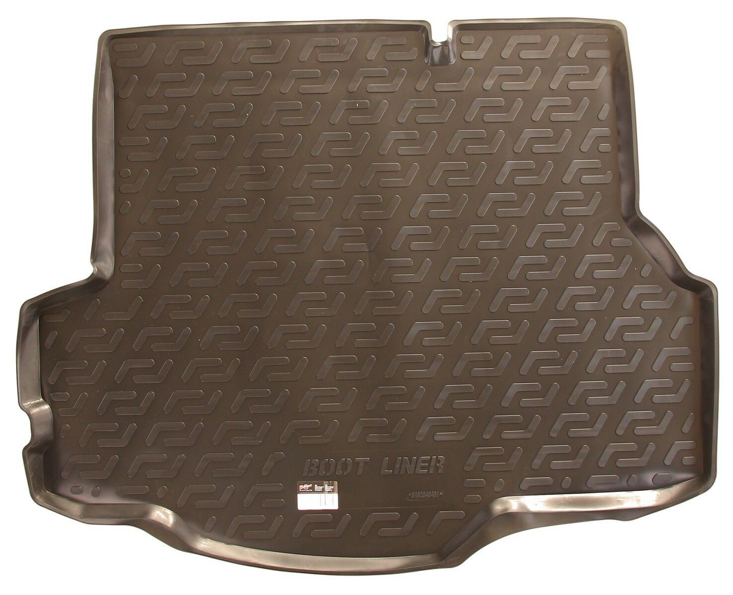 Vana do kufru gumová Ford Fiesta Mk 6 (13-) SIXTOL