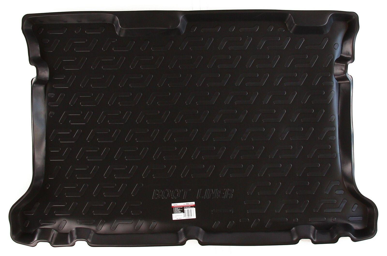 Vana do kufru plastová Hyundai Matrix (FC) (01-10) SIXTOL