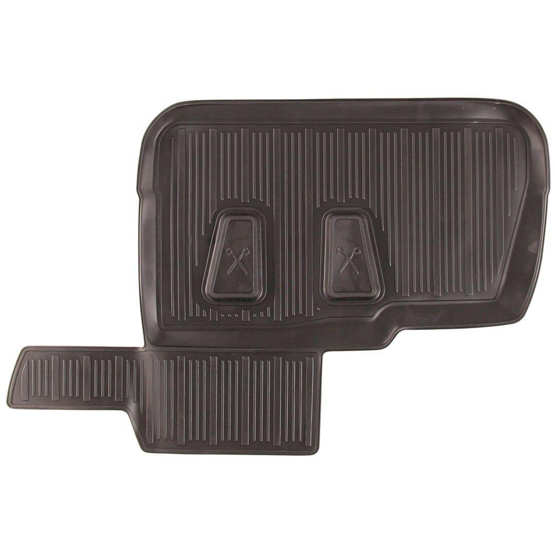 Gumové koberce Chevrolet Captiva (C100/C140) (třetí řada sedadel) (06-)  (3D) SIXTOL