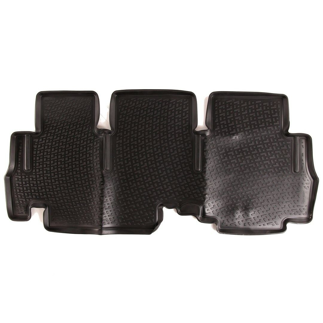 Gumové koberce Hyundai H1 / Starex (TQ) (druhá řada sedadel) (07-)  (3D) SIXTOL