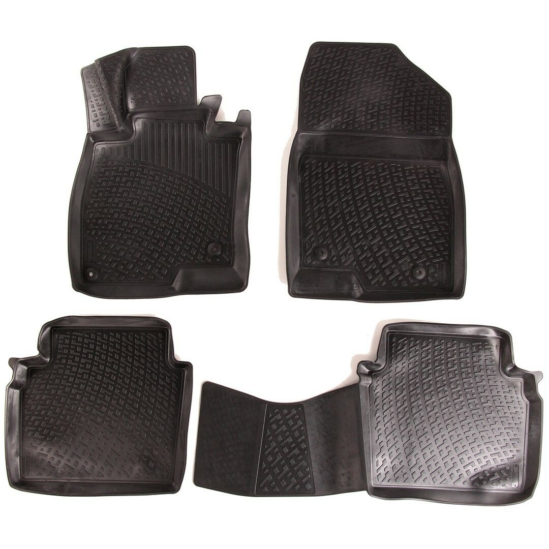 Gumové koberce Mazda 6 III Sedan/Combi (GJ) (12-) (3D) SIXTOL