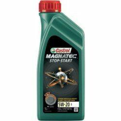 Motorový olej Castrol MAGNATEC STOP-START 5W20 E 5L