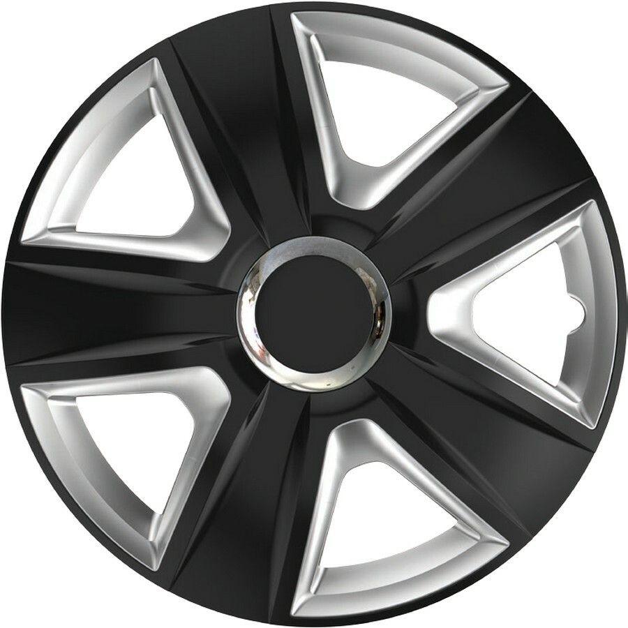 "Poklice ESPRIT RC Black/Silver 1ks 15"" SIXTOL"