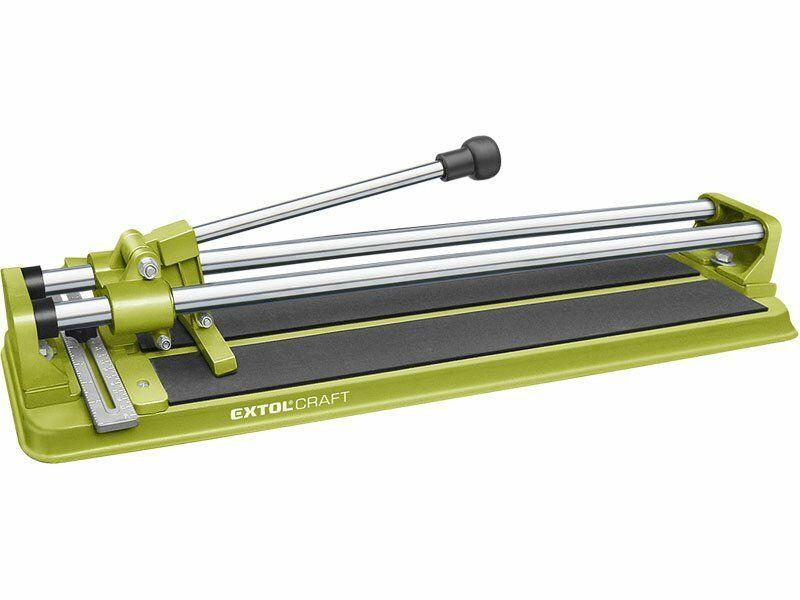 Řezačka obkladaček 600mm, ložiskové uložení, 600mm EXTOL-CRAFT