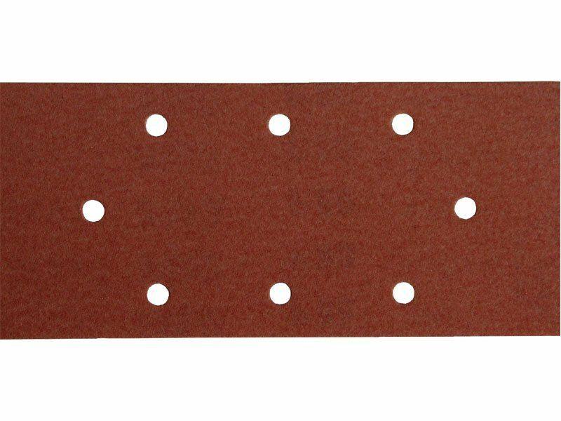 Papíry brusné, suchý zip, bal. 10ks, 93x190mm, P40 EXTOL-PREMIUM
