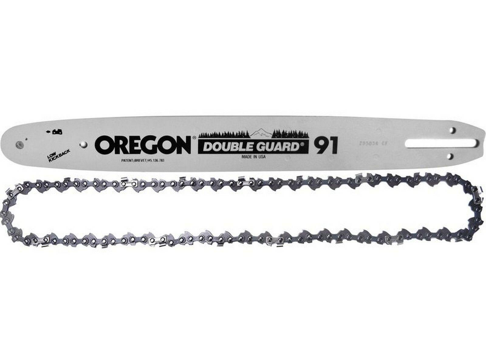 Řetěz a lišta náhradní, řetěz OREGON 91P045X, lišta 120SDEA041/515980 EXTOL INDUSTRIAL