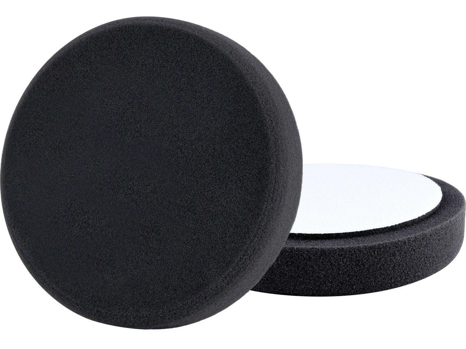 Kotouč leštící pěnový, T10, černý, Ř180x30mm, suchý zip Ř150mm EXTOL PREMIUM