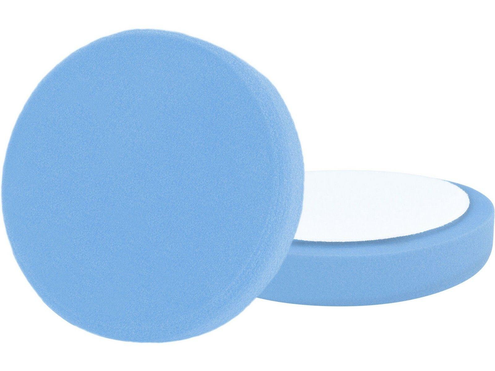 Kotouč leštící pěnový, T60, modrý, Ř180x30mm, suchý zip Ř150mm EXTOL PREMIUM