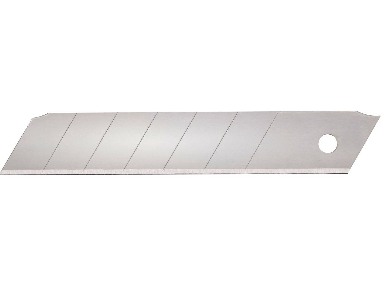Břity ulamovací do nože, 25mm, 10ks, SK4 EXTOL-PREMIUM