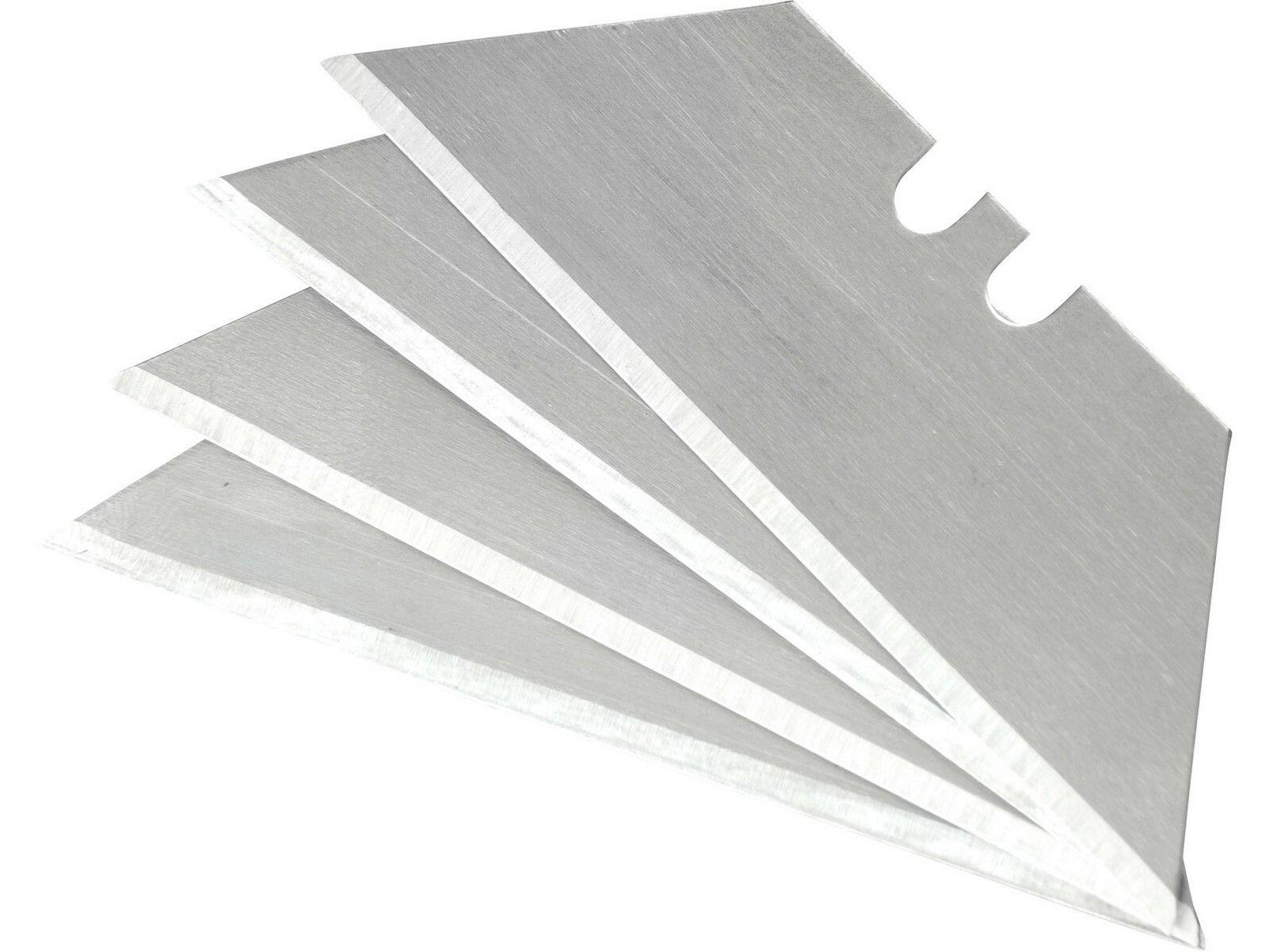Břity do nože, 19mm, 10ks, trapezoid, SK4 EXTOL-PREMIUM