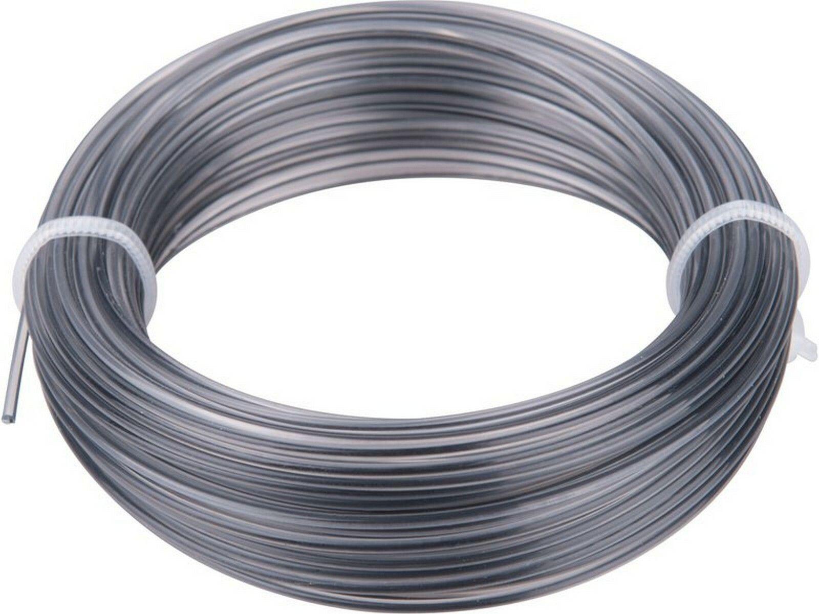Žací struna do sekačky s jádrem, kruhový profil, pr. 1,3mmx15m, PA66 EXTOL PREMIUM