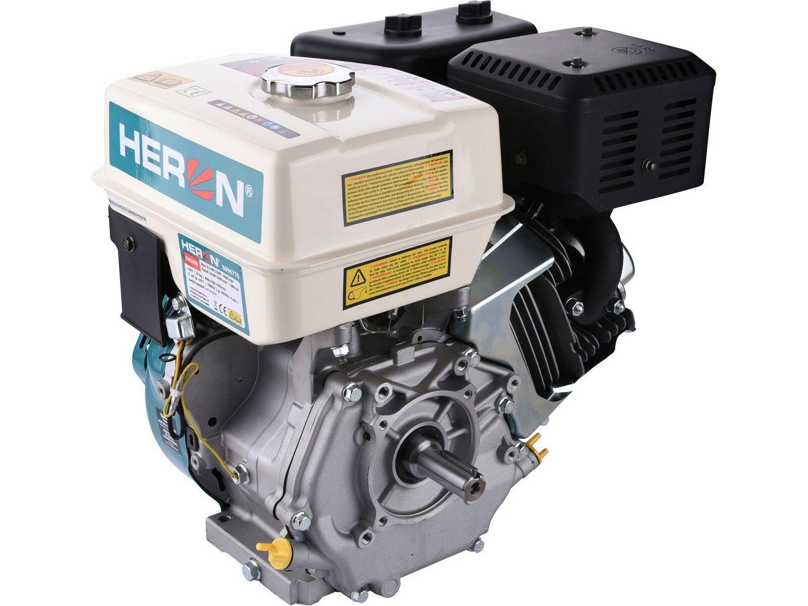 Motor samostatný, 389ccm, 13HP HERON