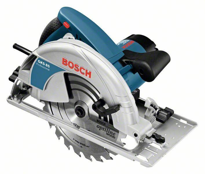 Ruční okružní pila Bosch GKS 85 Professional, 060157A000