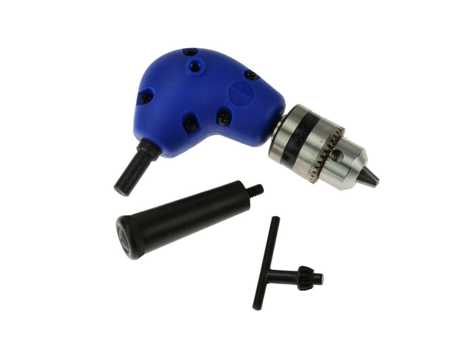 Nástavec úhlový pro vrtačku, 1,5-10 mm GEKO