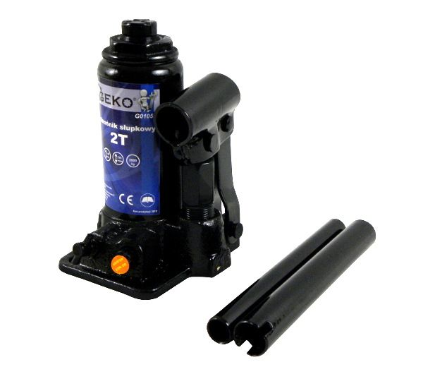 GEKO G01050 Hever hydraulický 2 t TÜV, GS