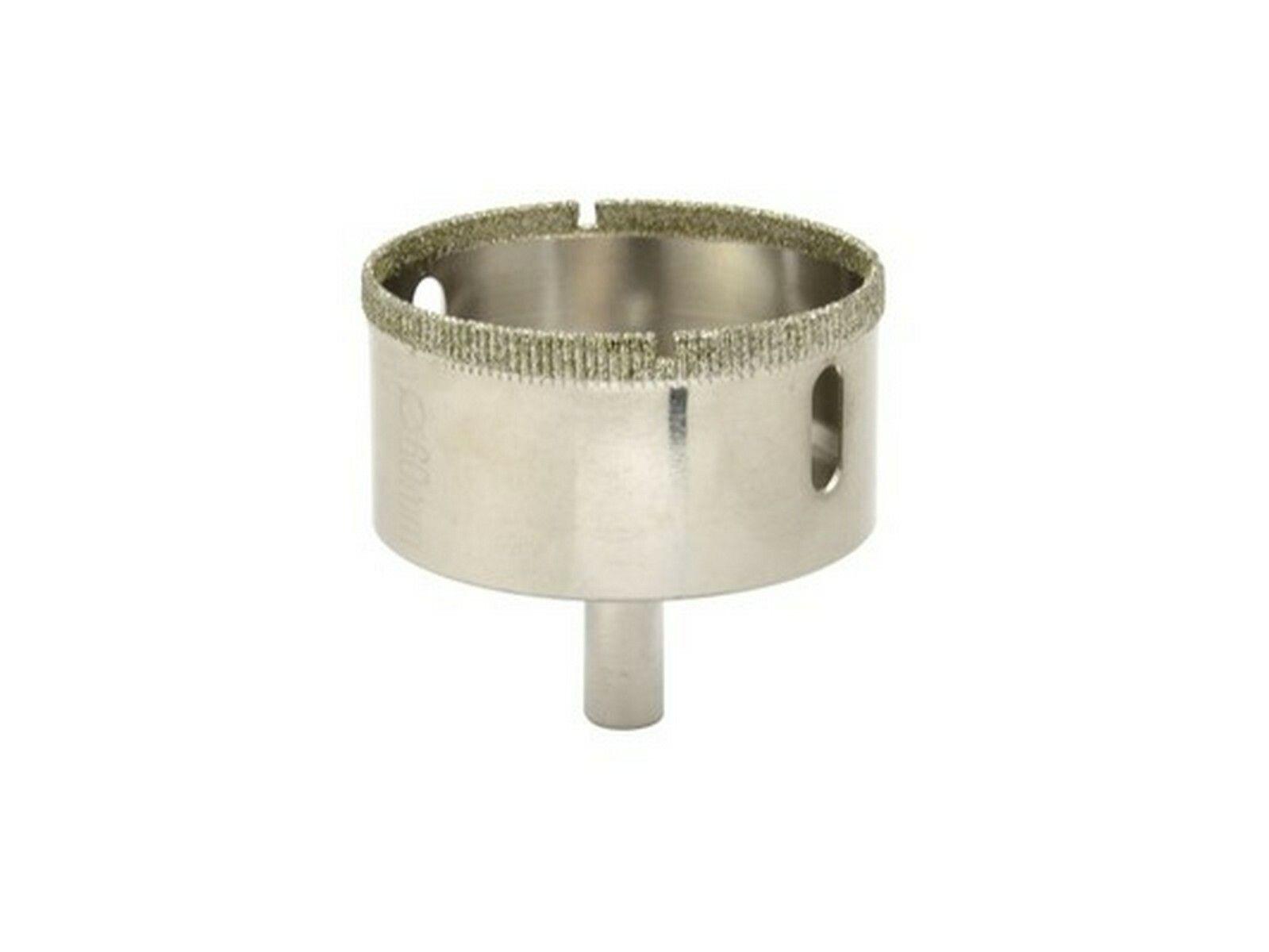 Vrták diamantový korunkový, 60 mm, GEKO