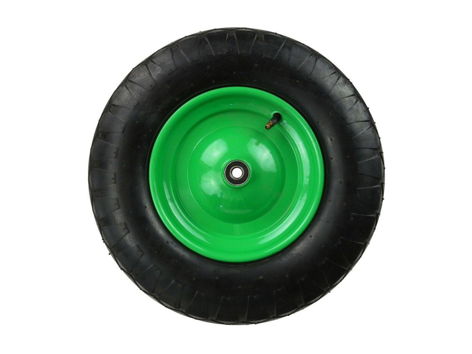 Gumové kolo do vozíku, 390x85 mm, průměr středu 220 mm GEKO