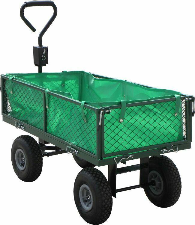 GEKO G71110 Zahradní vozík, nosnost 350kg